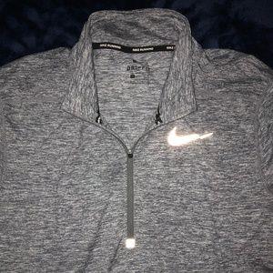Nike Dry Element Mens Half Zip Long Sleeve Running
